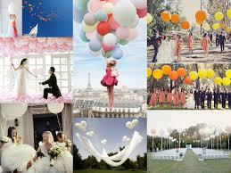 full balloon wedding inspiration fantastical