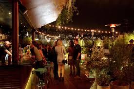 are decent cocktails possible at la u0027s clubbiest restaurants