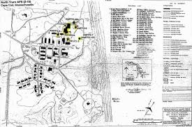 eglin afb map truro air station