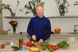 modern family kitchen in the kitchen with modern family star jesse tyler ferguson and