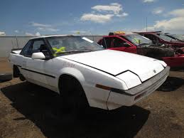 subaru xt 1989 junkyard find 1987 subaru xt gl the truth about cars