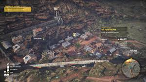 the prison village ghost recon wildlands mission ghost recon