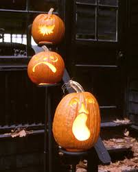 pumpkin carving ideas funny pumpkin carving and decorating ideas martha stewart