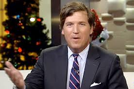 is tucker carlson s hair real tucker carlson s ultimate humiliation corruption journalism