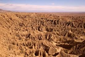 where is anza borrego fonts point in anza borrego desert state park