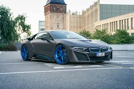 Bmw I8 Drift - elektrisierender bodybuilder bmw i8 von german special customs