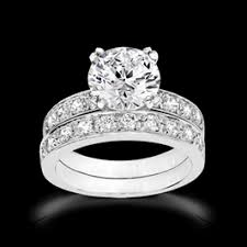 dr who wedding ring cubic zirconia wedding ring sets from birkat elyon