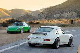 porsche 911 singer price singer 911 teams up with cosworth autocar