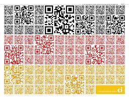 International Code Flags Ci Intercâmbio Print Advert By Media Contacts Qr Code Flags