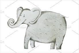 cartoon elephant templates free u0026 premium templates creative