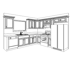 Simple Kitchen Design Tool Kitchen Floor Plan Design Tool Free