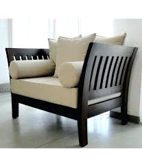 Modern Sofas And Chairs Wood Sofa Set And Modern Teak Wood Sofa Set Inspirations Sofa