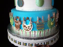 ethan baby boy onesie shower cake cakecentral com