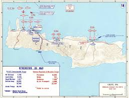 Warlight Maps Battle Of Crete U2013 Operation Mercury Maps Historical Resources