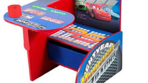 desk chair with storage bin disney cars chair desk with pull out under the seat storage bin