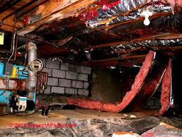 vapor barriers basement ceiling wall moisture barrier material