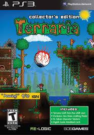 Terraria How To Make A Bed Amazon Com Terraria Collector U0027s Edition Xbox 360 Games