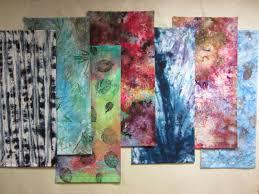 carol r eaton designs how to hang art cloth