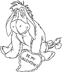 eeyore friends coloring pages coloring pages