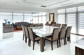 Large Dining Room Table Seats 10 Large Dining Tables To Seat 10 Inspirations Large Dining Room