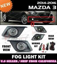 2016 mazda 3 fog light kit fog driving lights for 2016 mazda 3 ebay