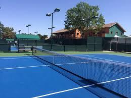 tennis court resurfacing backyard tennis courts home tennis