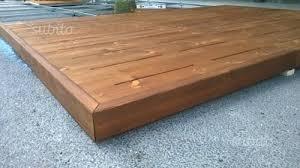 pedana legno pedane per rialzo in legno arredamento e casalinghi in vendita a