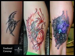 tribal coverup by anderstattoo on deviantart