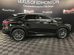 lexus suv rx 2017 used 2017 lexus rx 350 4 door sport utility in edmonton ab l13979a