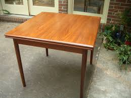 dining tables mid century modern drop leaf dining table mid