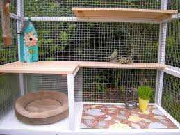 catio spaces u201d keep your cat safe and happy icreatived