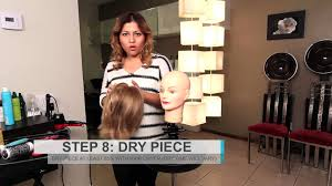 how to wash and style a wig san diego u0026 los angeles youtube
