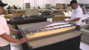 3 Fold Sofa Bed Mattress by Tri Fold Foam Replacement By Lippert Interior Solutions Youtube