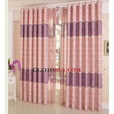 fancy bedroom or living room floral custom curtains online buy