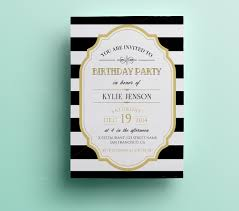 informal invitation birthday party 45 invitation template free word psd vector illustrator