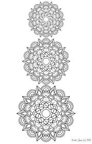 57 mandalas images mandala art draw drawings