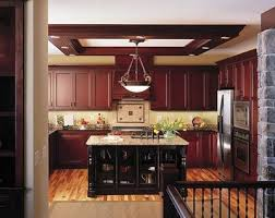 Paint Colors For Kitchens With Cherry Cabinets Best 25 Cherry Wood Kitchens Ideas On Pinterest Cherry Wood