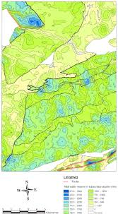 Map Of Brittany France by Application Of Proton Magnetic Resonance Soundings To Groundwater