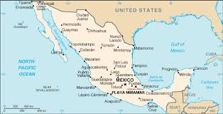 zihuatanejo map location