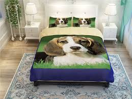 Bed Sets For Boy Cute 3d Christmas Beagle Dogs Print Bedding Sets For Boy U0027s Home