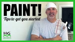 interior painting a beginner u0027s guide tom hess youtube