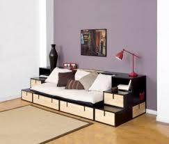 lit mezzanine canape espace loggia lit mezzanine banquette brick bambou sofa canape