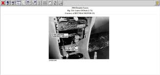 fuel pump relay where is the fuel pump relay located in the