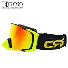 custom motocross goggles aliexpress com buy bjmoto 2017 cool motocross goggles off road