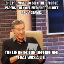 Divorce Meme - she promised to sign the divorce papers then claimed she couldn t