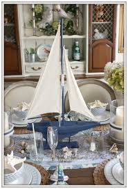 Nautical Dining Room Farmhouse Nautical Dining Room Welcome Home Summer Tour