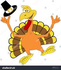 happy thanksgiving turkey vector stock vector 19785268
