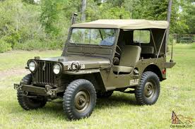 Jeep Military M38