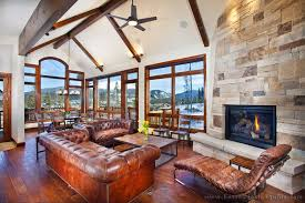 mountain homes interiors colorado ski homes interiors built by mountain homes