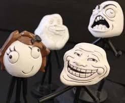 Troll Meme Mask - rage face bobbleheads4 jpg